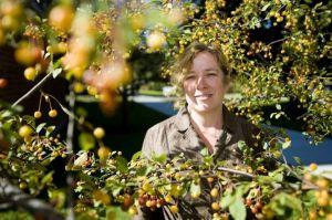 Burlingtion Free Press photo of me