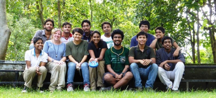 edited group photo MSc class
